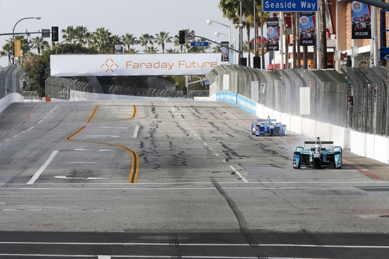 Long Beach Street Circuit