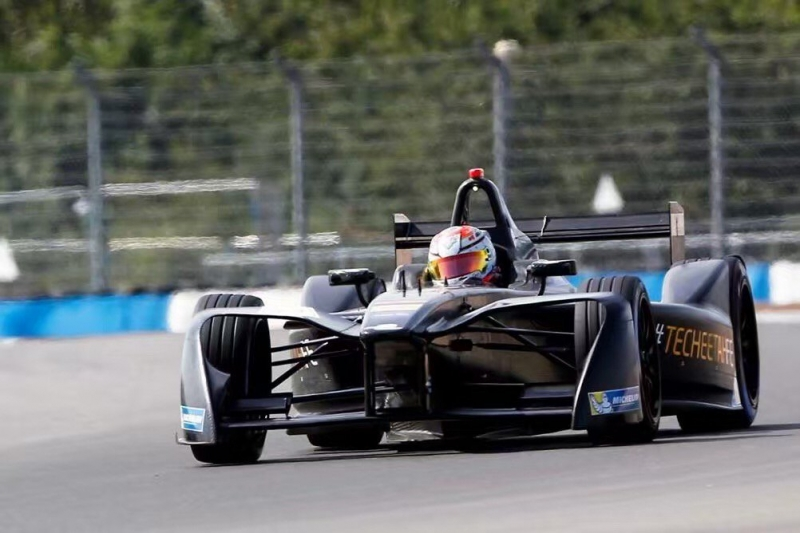 Techeetah-Formula-E-Car-Donington
