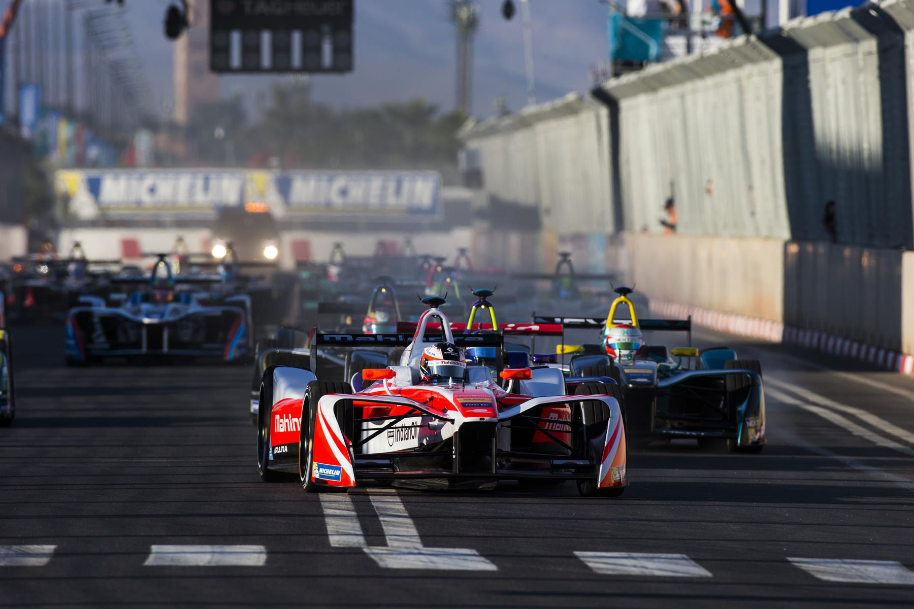 Formula-E-Cars-Marrakesh