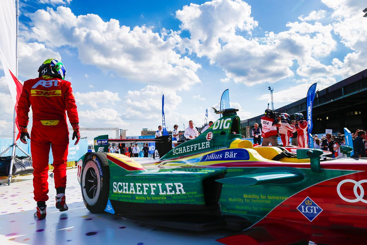 formel e erfolgreicher berlin eprix f r lucas di grassi audi. Black Bedroom Furniture Sets. Home Design Ideas