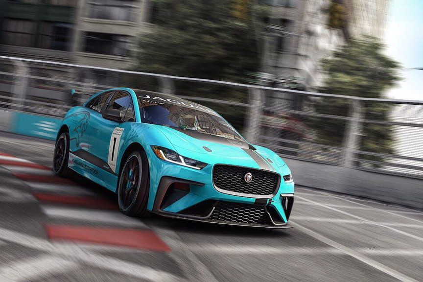Formula-E-Jaguar-I-PACE-Racing-Car-One-Make-Cup