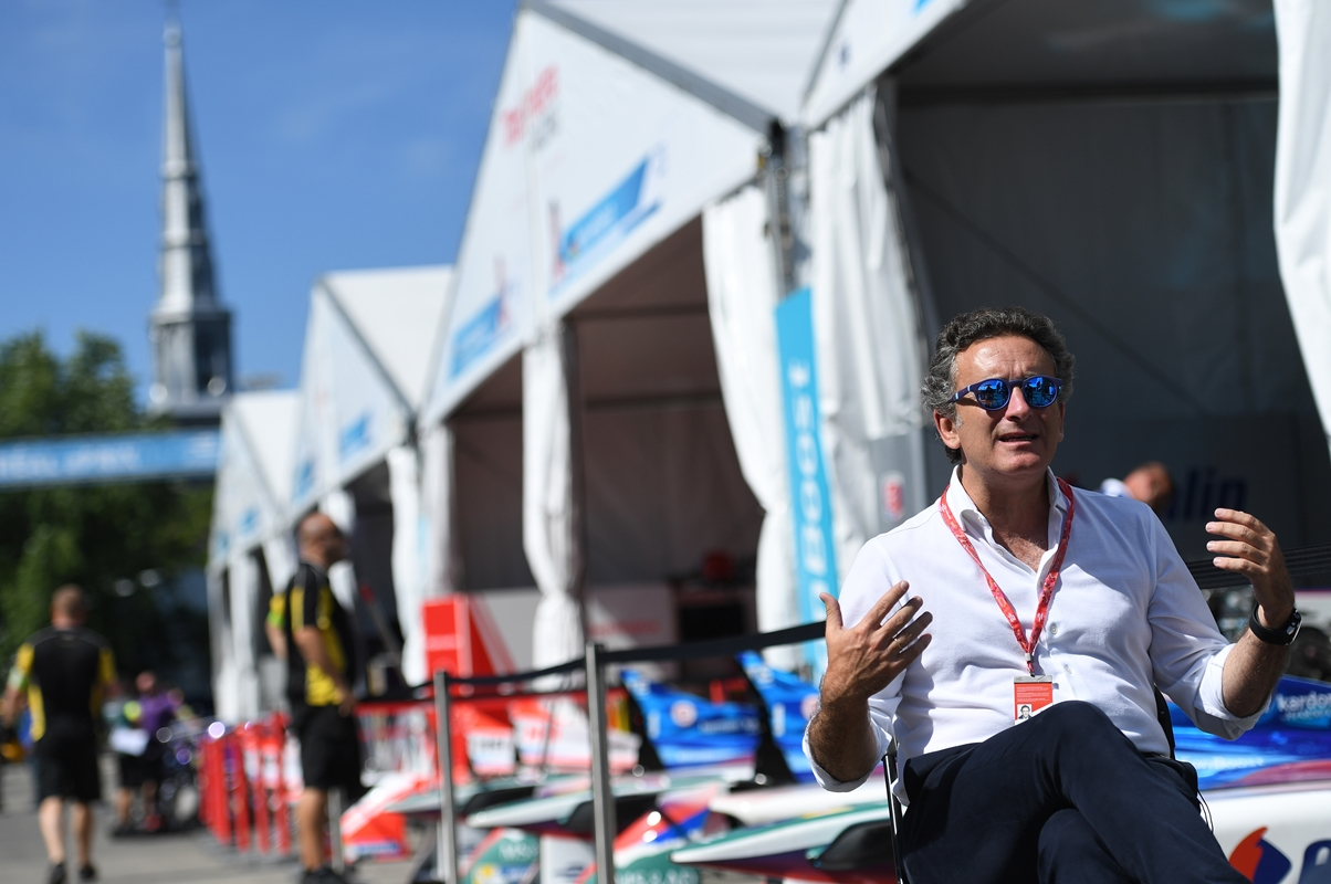 Alejandro-Agag-CEO-Formula-E-Interview