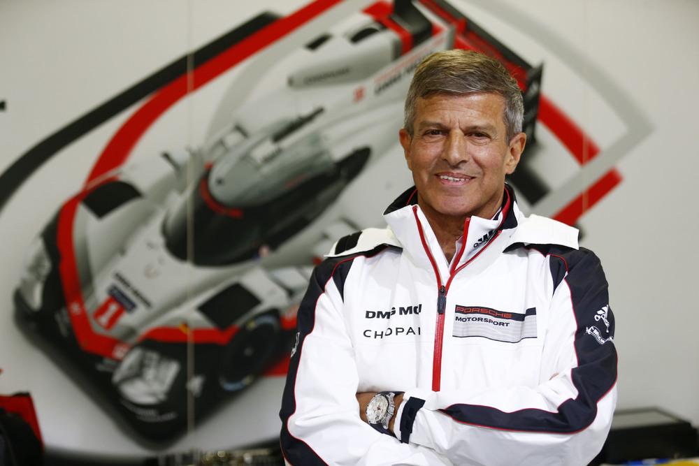 Porsche Formel E Ist Das Hochkarätigste Umfeld Für High