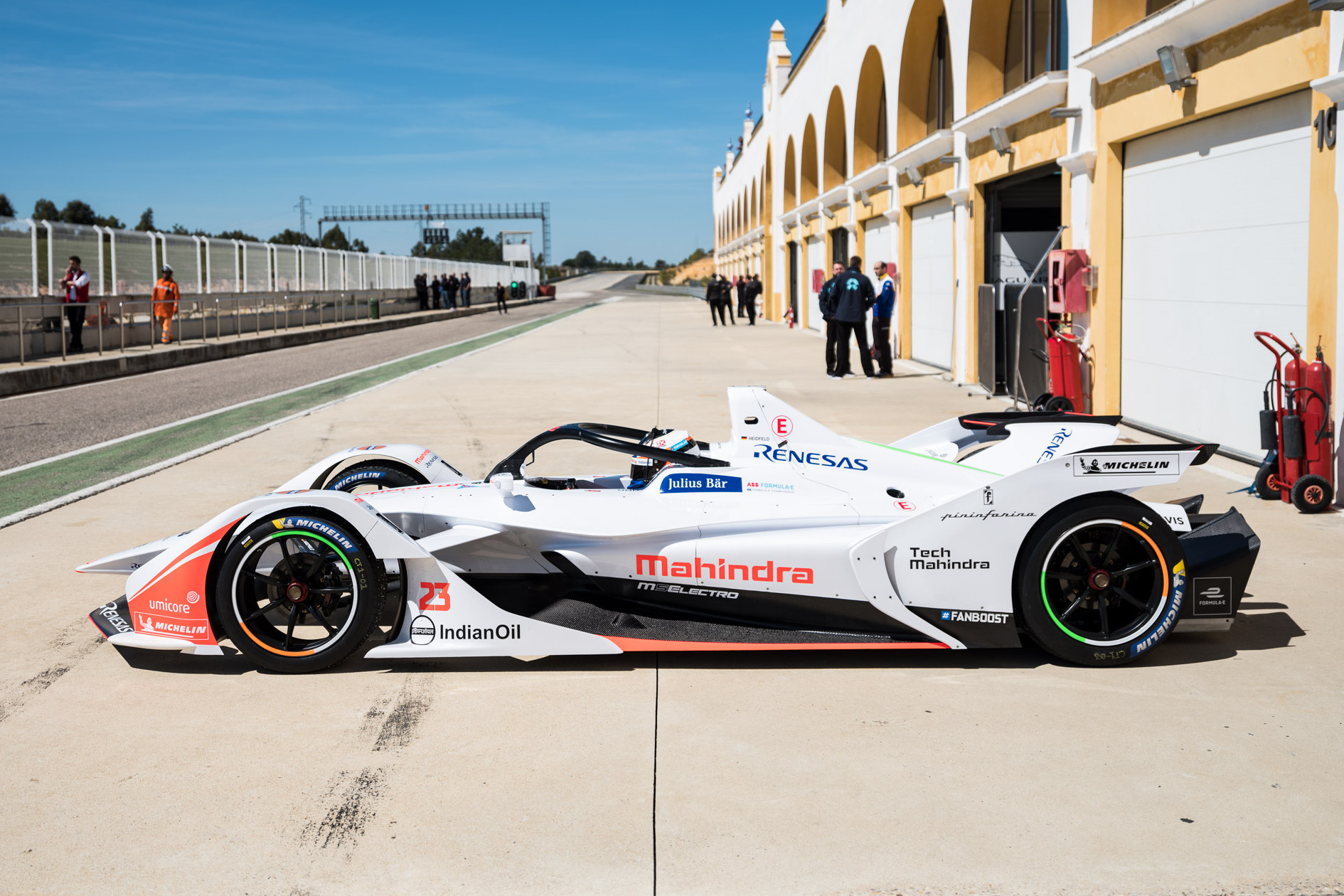 Mahindra-Formula-E-Season-5-Car