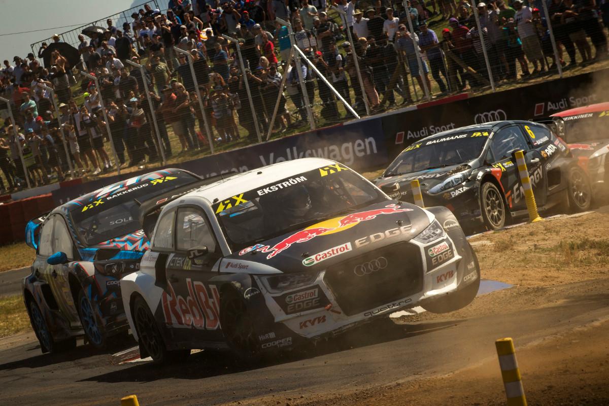 Vorbild Formel E: Rallye-Cross & TCR werden elektrisch