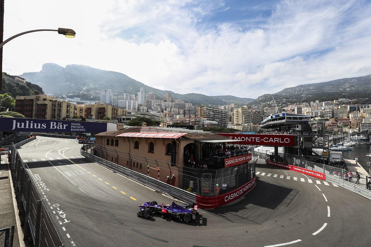 Formel 1 Monaco 2019