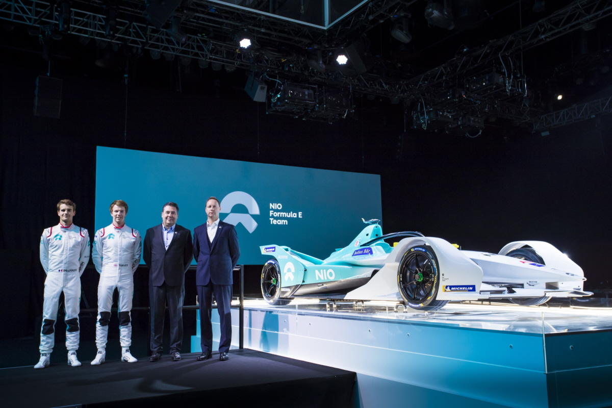 NIO-Formula-E-Launch-Season-5