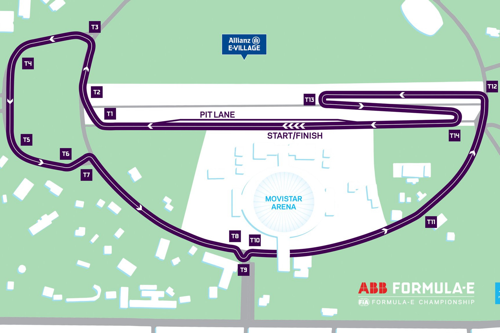 Santiago-Chile-Formula-E-Track-Layout-Season-5
