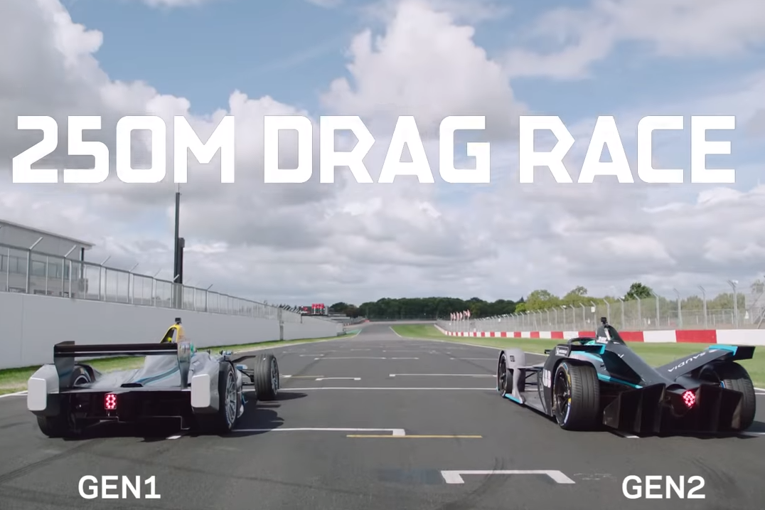 Gen1-vs-Gen2-Formula-E-Car