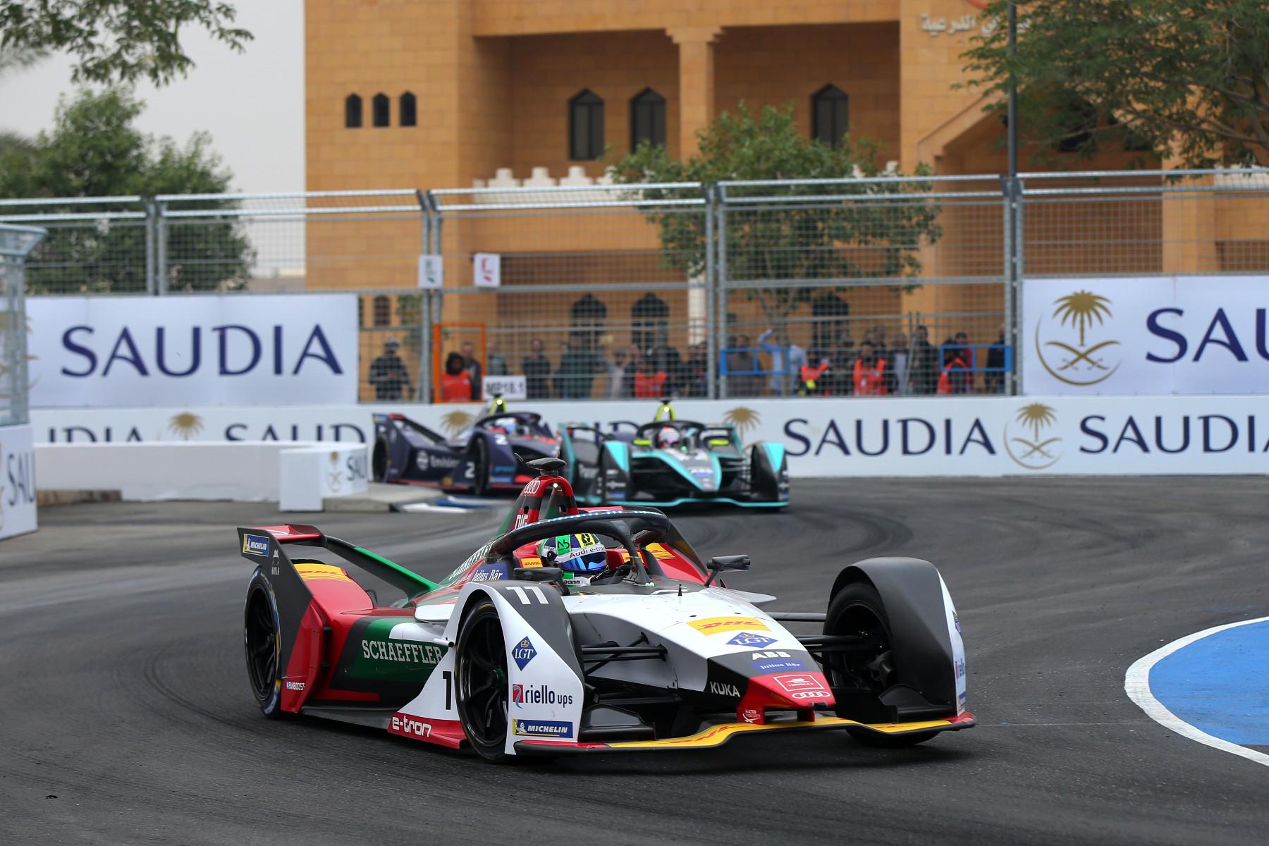 Formel E Attack Mode