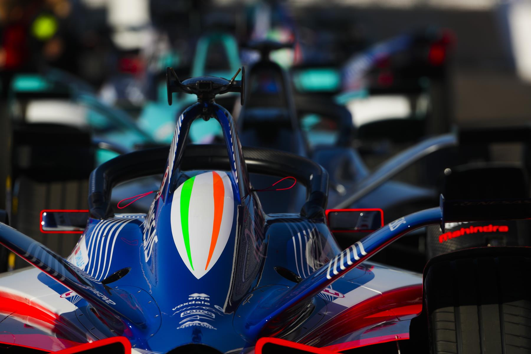 Formel E: Das 2  Freie Training von Marrakesch im Video