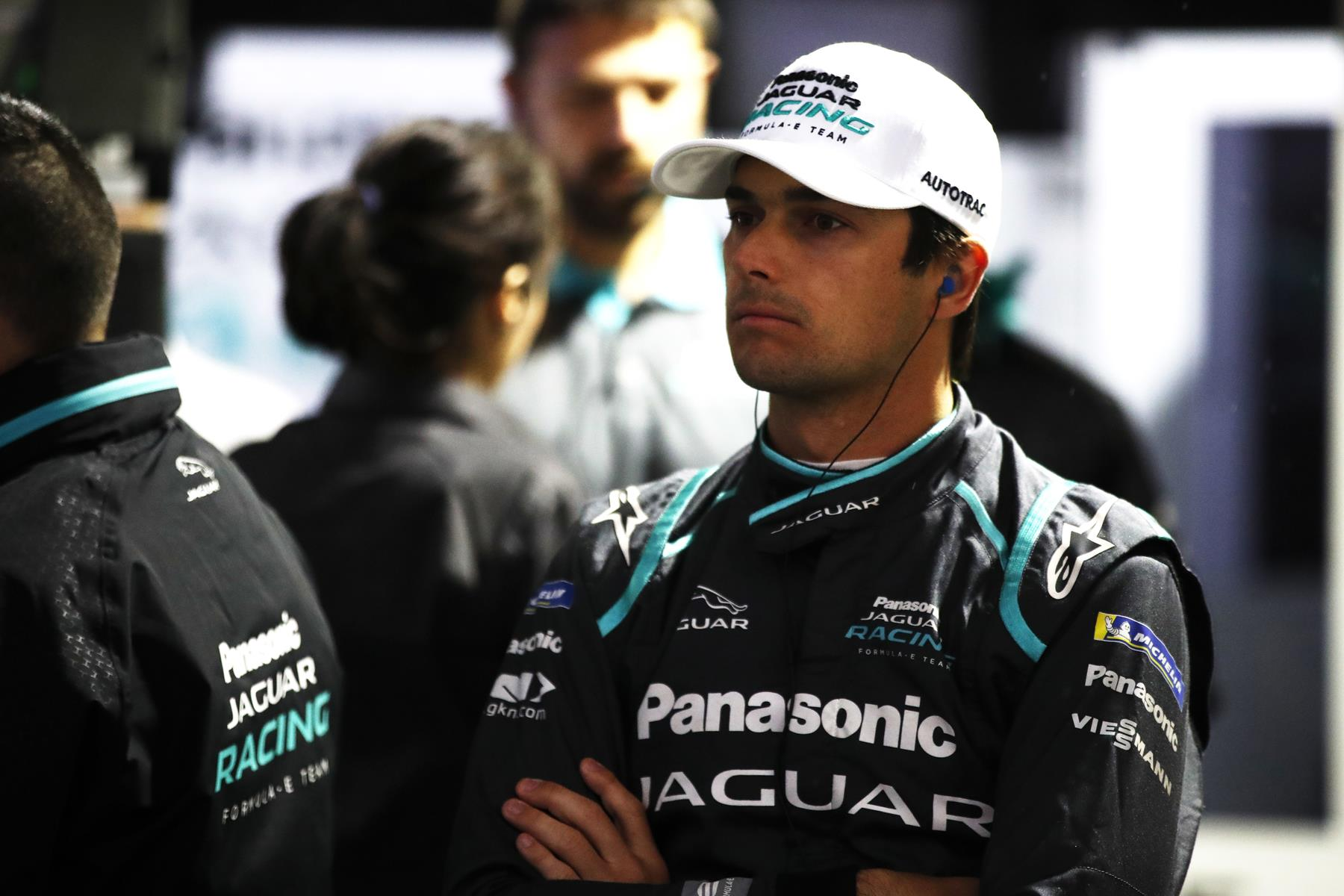 Nelson-Piquet-leaves-Jaguar-Formula-E