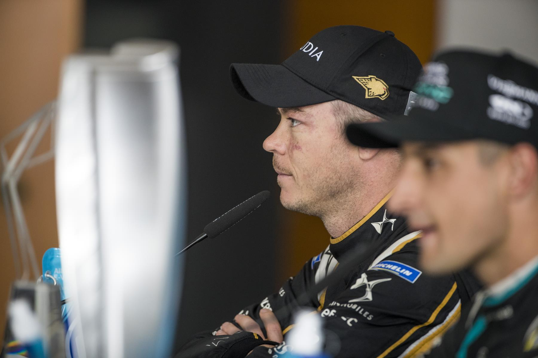 Andre-Lotterer-Rome-Press-Conference