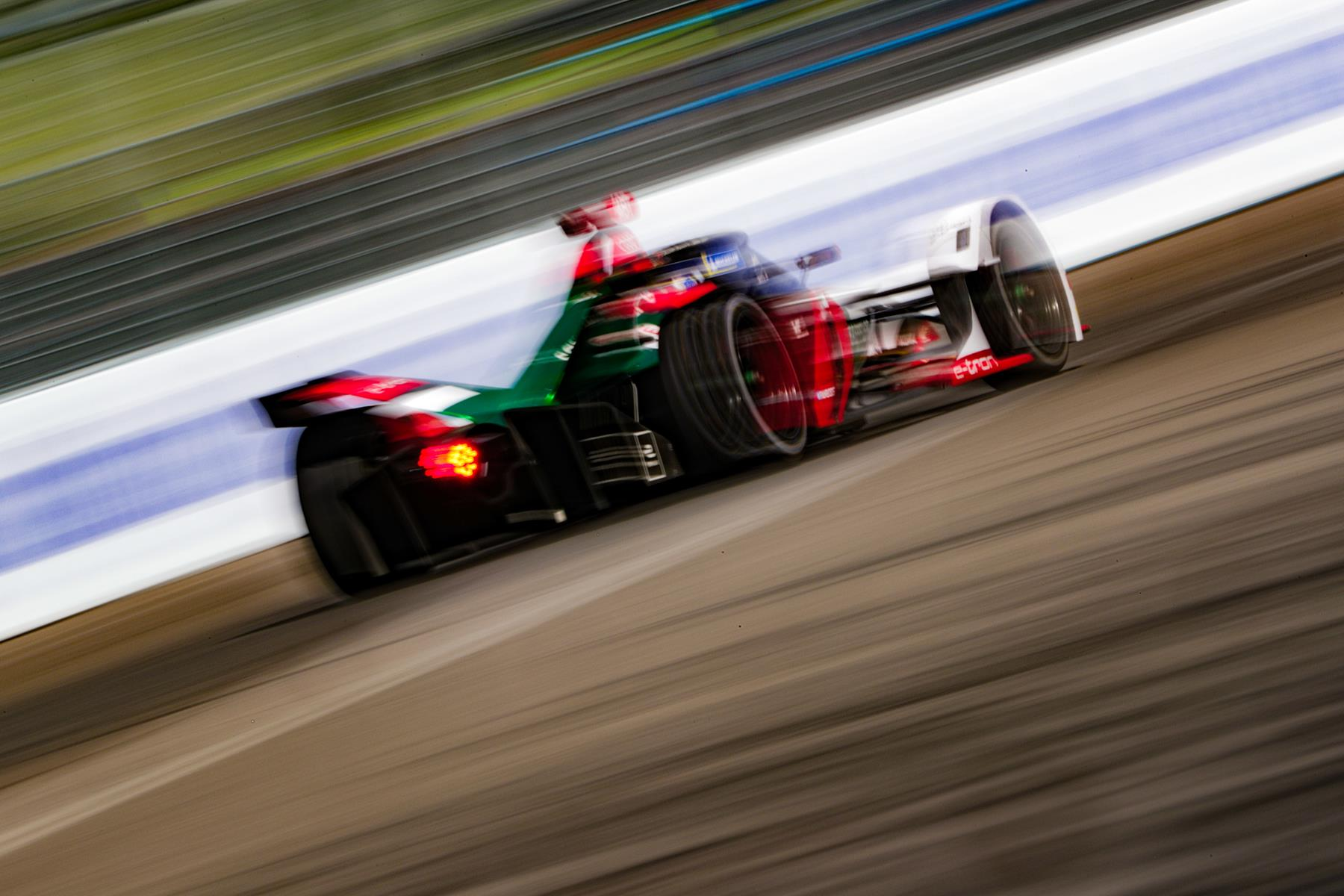 Audi-Formula-E-Car-from-behind-Rome