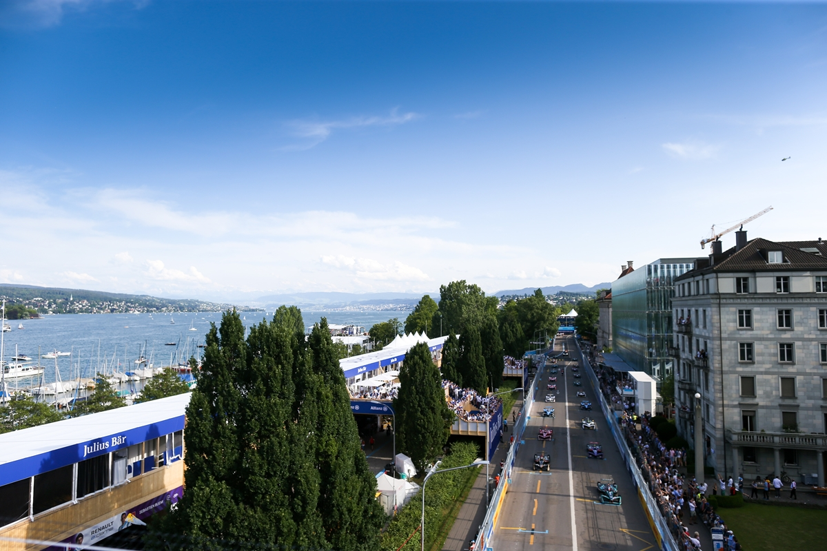 Starting-Grid-Zurich-E-Prix
