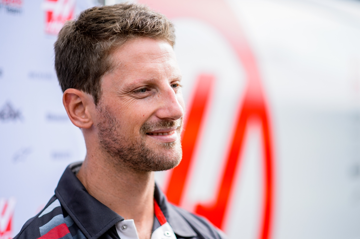 Romain-Grosjean-Haas-F1-Interview-Spacesuit
