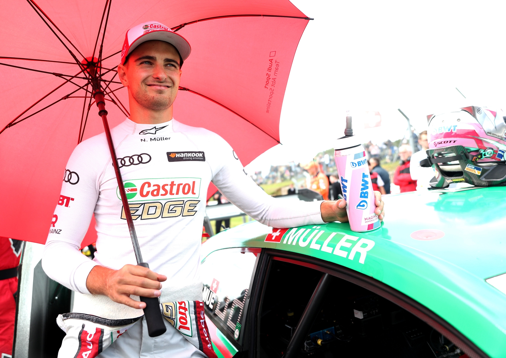 Nico-Müller-Umbrella-DTM-Brands-Hatch