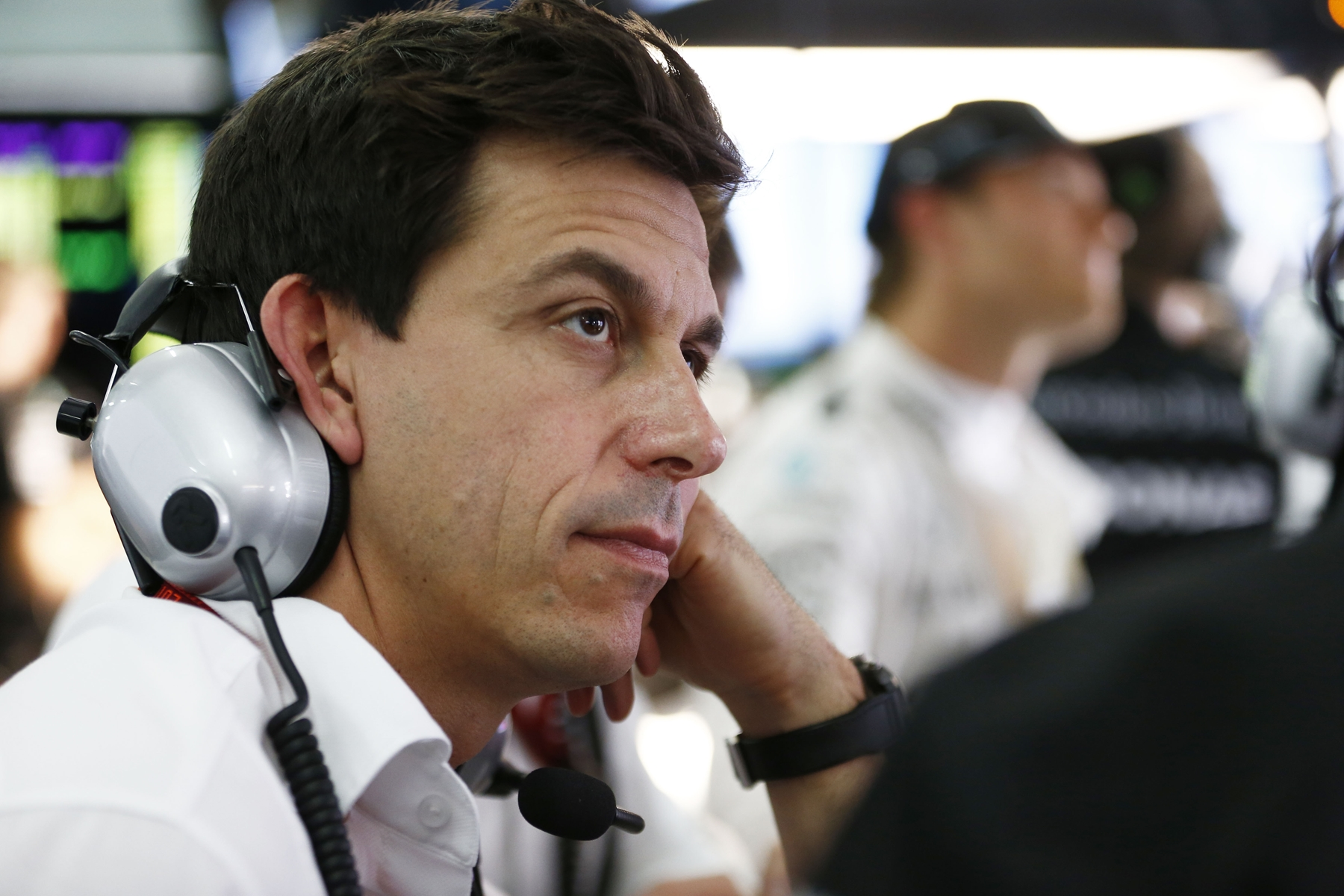 Toto-Wolff-Malaysian-Grand-Prix-2017-Silver-Arrow-Mercedes