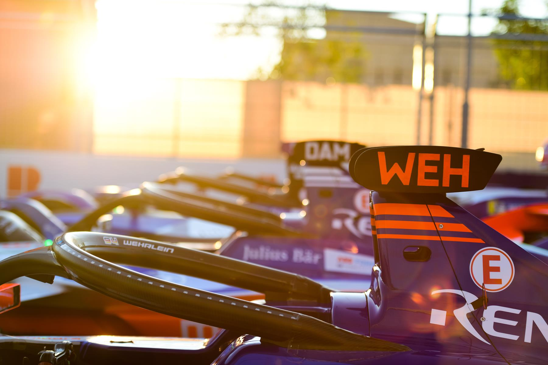 Formula-E-Cars-Sunrise