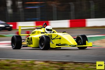 Electric Racing Academy (ERA) in Zolder