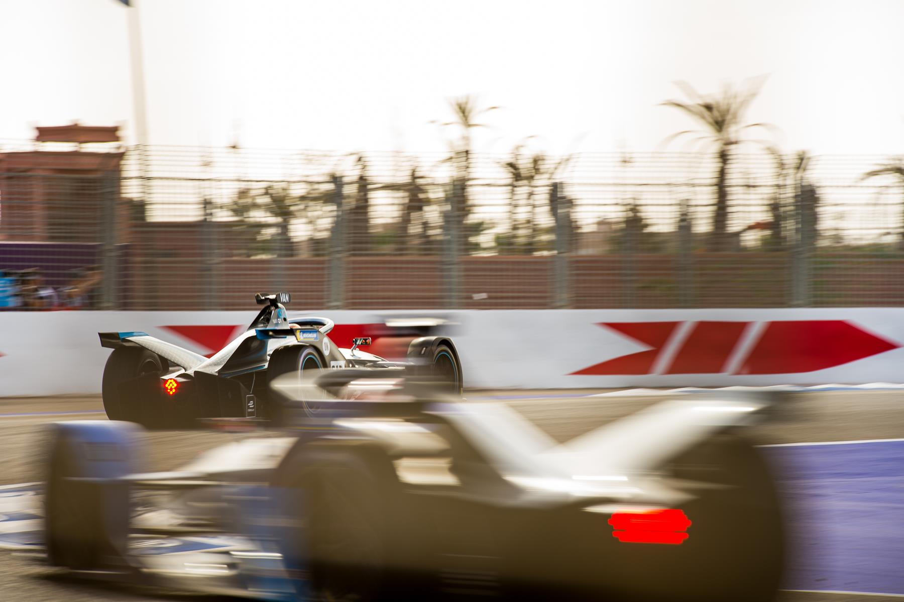 Formula-E-Cars-from-behind-Marrakesh-2020
