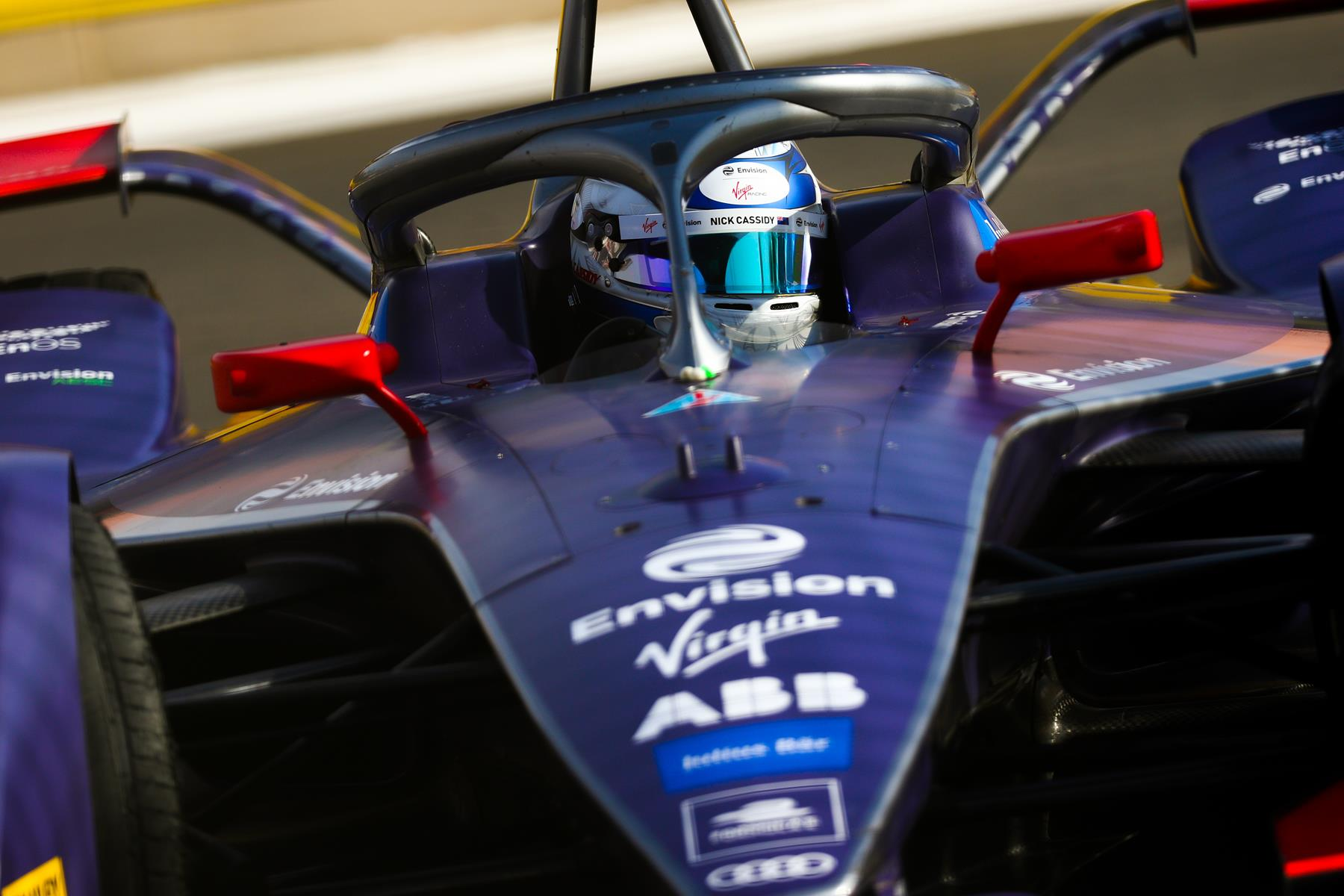 Nick-Cassidy-Virgin-Formula-E-Rookie-Test-2020-Marrakesch