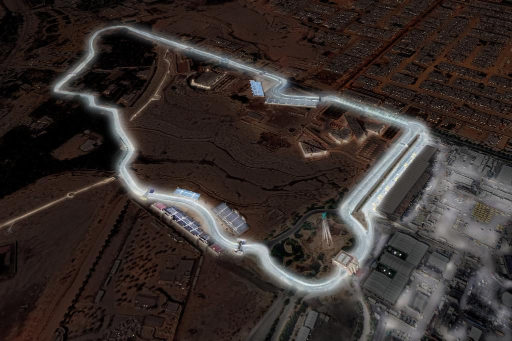 Diriyah-Circuit-Night-Race-Flood-Lights