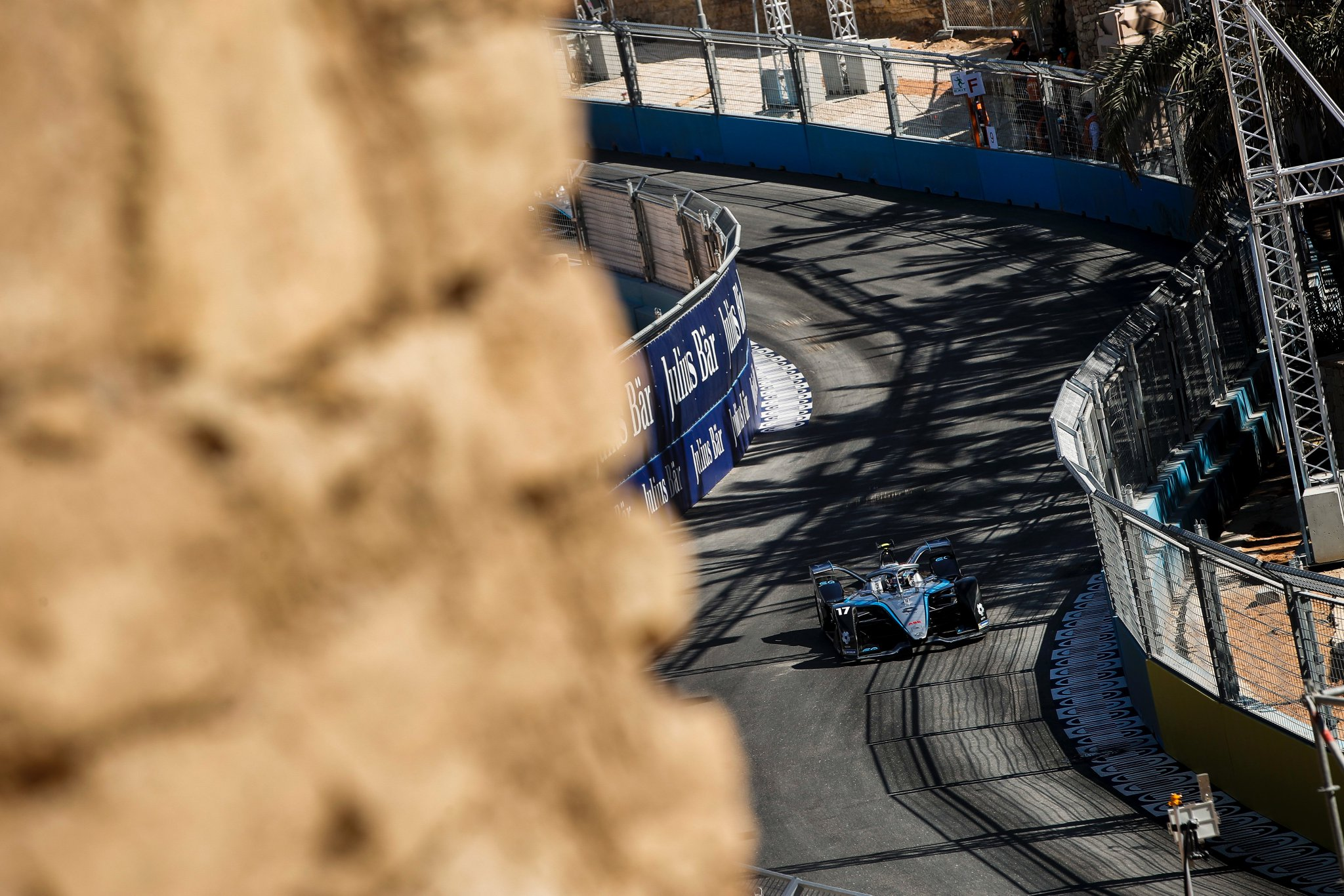 Nyck-de-Vries-first-Pole-Position-Formula-E-Diriyah
