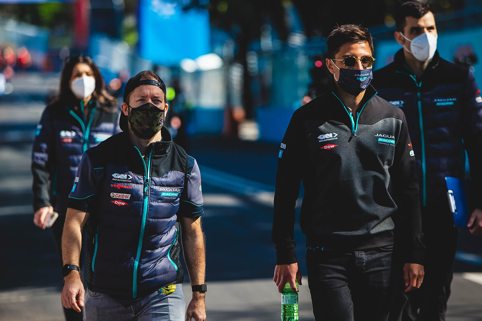 Sam-Bird-Mitch-Evans-Track-Walk-Rome