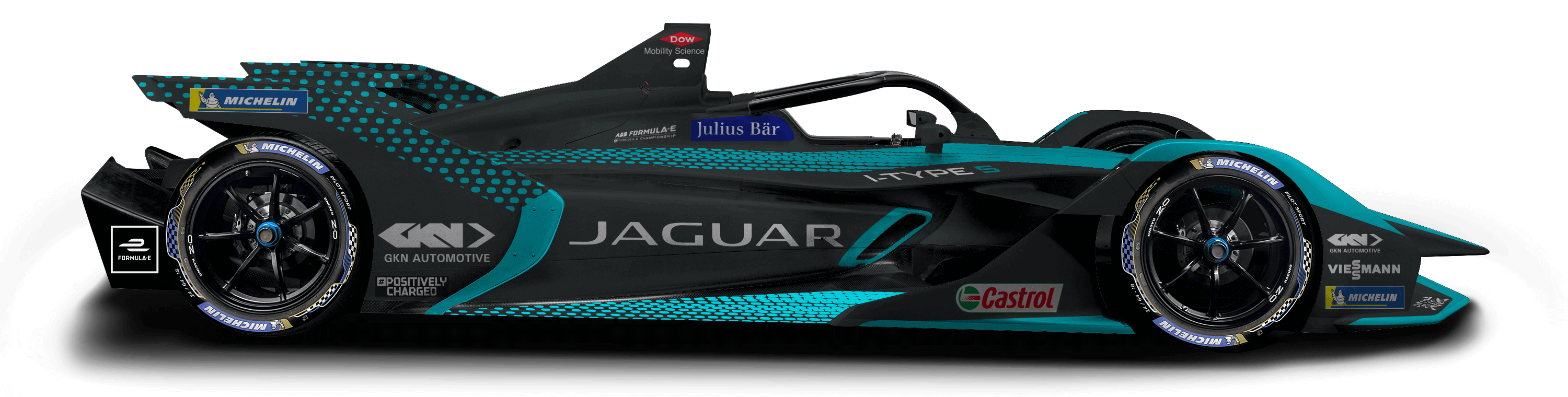 Jaguar I-Type 5